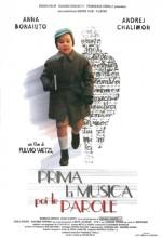 Prima La Musica... Poi Le Parole (2000) afişi