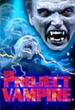 Project Vampire (1993) afişi
