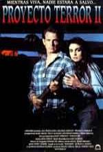 Proyecto Terror 2 (1990) afişi