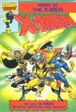Pryde Of The X-men (1989) afişi