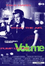 Pump Up The Volume (1990) afişi