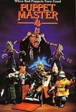 Puppet Master 4 (1993) afişi