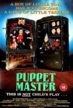 Puppet Master (1989) afişi