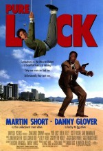 Pure Luck (1991) afişi