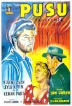 Pusu (1957) afişi