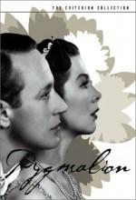 Pygmalion (1938) afişi