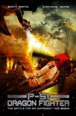 P-51 Dragon Fighter (2013) afişi