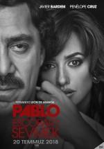Pablo Escobar'ı Sevmek (2017) afişi