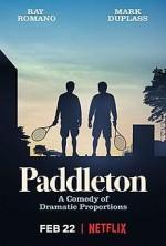 Paddleton (2019) afişi