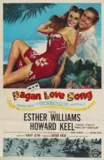Pagan Love Song (1950) afişi