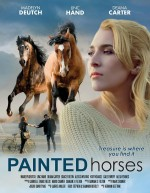 Painted Horses (2017) afişi