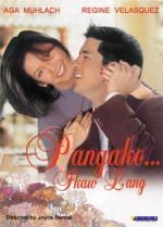 Pangako... Ikaw lang (2001) afişi