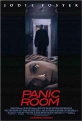 Panik Odası (2002) afişi