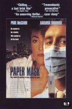 Paper Mask (1990) afişi