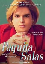 Paquita Salas Sezon 1 (2016) afişi
