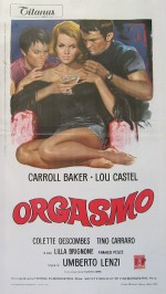 Paranoia (1969) afişi