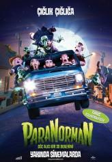 ParaNorman (2012) afişi
