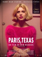 Paris, Teksas (1984) afişi