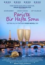 Paris'te Bir Hafta Sonu Afişi