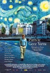 Paris'te Gece Yarısı (2011) afişi