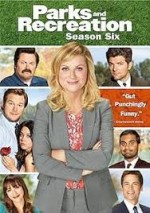 Parks and Recreation Sezon 6 (2013) afişi