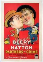 Partners in Crime (1928) afişi