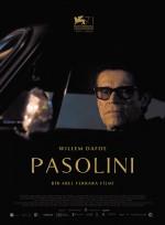 Pasolini (2014) afişi