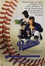 Pastime (1990) afişi