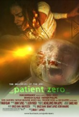 Patient Zero (2012) afişi