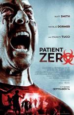 Patient Zero (2018) afişi