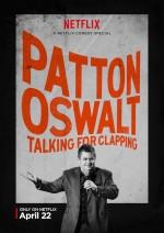 Patton Oswalt: Talking for Clapping (2016) afişi