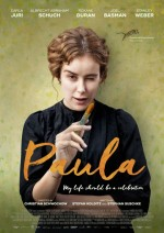 Paula (2016) afişi
