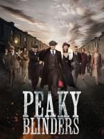 Peaky Blinders Sezon 4 (2017) afişi