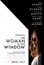 Penceredeki Kadın (2020) afişi