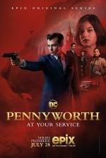 Pennyworth Sezon 1 (2019) afişi