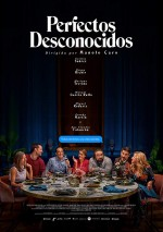 Perfectos desconocidos (2018) afişi