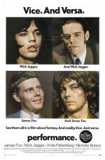 Performans (1970) afişi