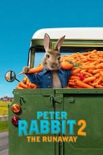 Peter Rabbit: Kaçak Tavşan (2020) afişi