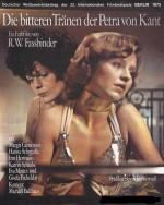 Petra Von Kant'ın Acı Gözyaşları (1972) afişi