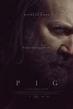 Pig (2021) afişi