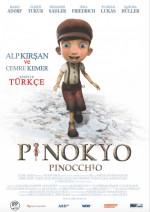 Pinokyo (2013) afişi