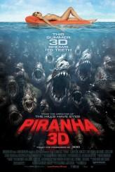 Pirana 3D (2010) afişi