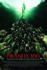Piranha 3DD (2012) afişi