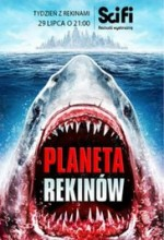 Planet of the Sharks (2016) afişi
