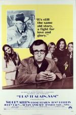 Play It Again, Sam (1972) afişi