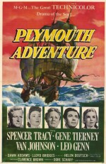 Plymouth Adventure (1952) afişi