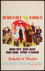 Pocketful of Miracles (1961) afişi
