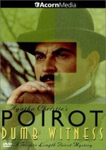 Poirot : 	Dumb Witness (1996) afişi