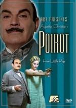 Poirot : Five Little Pigs (2003) afişi