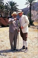 Poirot : The Adventure of the Egyptian Tomb (1993) afişi